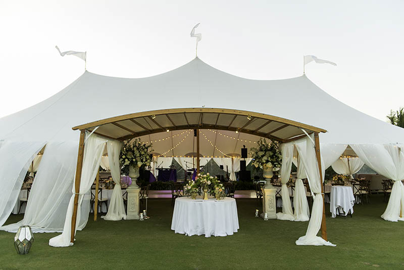 Ceremony Tents