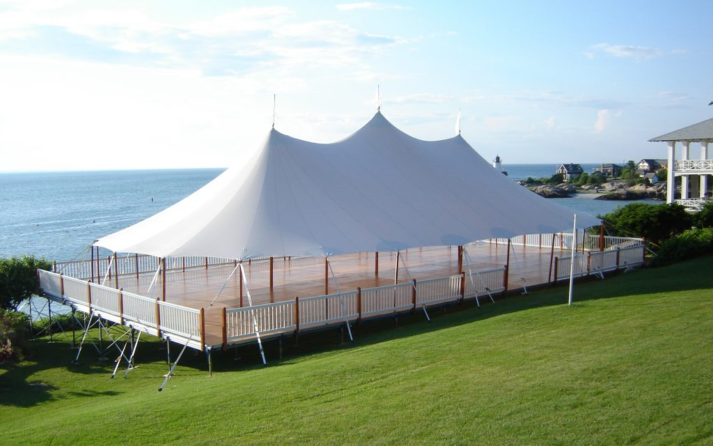 Ivory Tent Exteriors