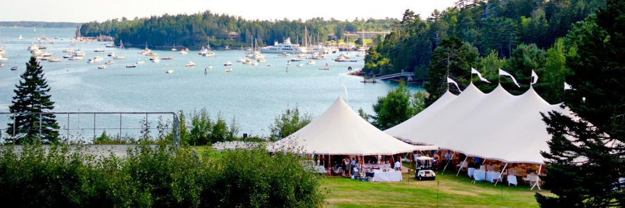 Elegant Sailcloth Tents, Handcrafted by Sailmakers