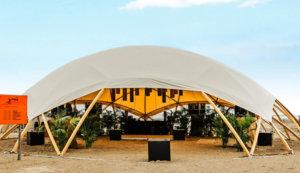 Bali Dome Tent Rental